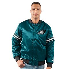 Men's Philadelphia Eagles Draft Pick Bomber Jacket