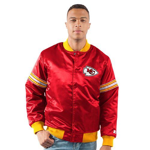 Men's Kansas City Chiefs Draft Pick Bomber Jacket