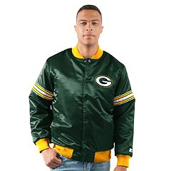 Men's Green Bay Packers Draft Pick Bomber Jacket
