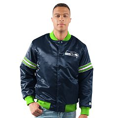 Men's Seattle Seahawks Draft Pick Bomber Jacket