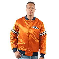 Men's Denver Broncos Draft Pick Bomber Jacket