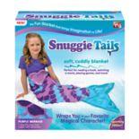 Snuggie Tails Purple Mermaid Blanket