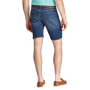 Men's Chaps Classic-Fit Stretch Denim Shorts