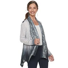 Women's World Unity Sublimated Print Cardigan