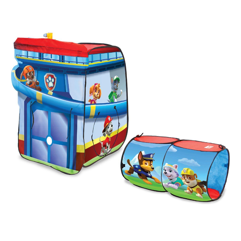 Playhut Paw Patrol Explore 4 Fun Play Tent  sc 1 st  Kohlu0027s & Play Tents u0026 Tunnels - Outdoor Play Toys Toys | Kohlu0027s