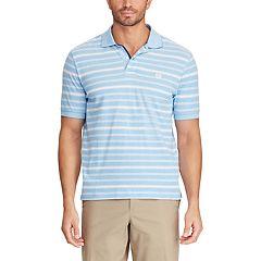5926ed04 Men's Chaps Classic-Fit Striped Polo
