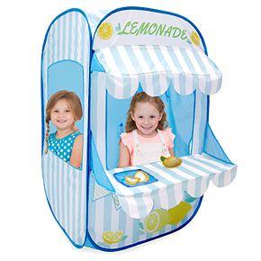 Playhut Pretend City Funtime Lemonade Tent