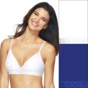 Women's Hanes 2-Pack Ultimate Bra Triangle Bra DHHUTT