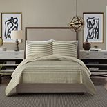 Ayesha Curry Variegated Stripe Quilt Set