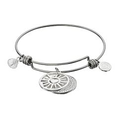 love this life 'You Are My Sunshine' Bangle Bracelet