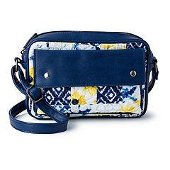 Donna Sharp Allison Hipster Crossbody Bag