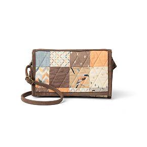 Donna Sharp Sydney Crossbody Wallet