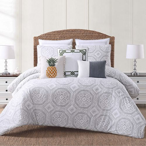 Oceanfront Resort Sun Washed Isle Quilt Set