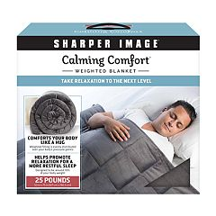 Calming Comfort 25-lbs. Weighted Blanket