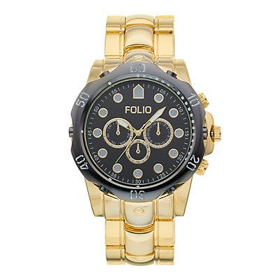 Folio Men's Oversized Watch