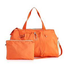 Baggallini Step To It Duffel Bag with Pouch