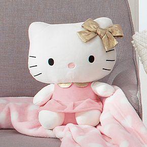 Lambs & Ivy Hello Kitty Plush Stuffed Toy