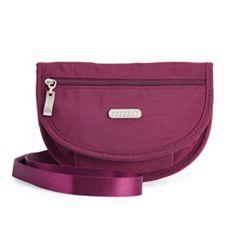 Baggallini Teenee RFID-Blocking Phone Crossbody Bag