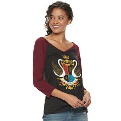 Disney's The Nutcracker Juniors' Collection V-neck Graphic Tee