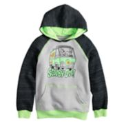 Boys 4-12 Jumping Beans® Scooby-Doo Raglan Pullover Hoodie