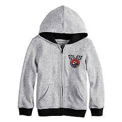 Boys 4-12 Jumping Beans® Super Mario Bros. Zip Hoodie