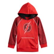 Boys 4-12 Jumping Beans® DC Comics The Flash Raglan Pullover Hoodie