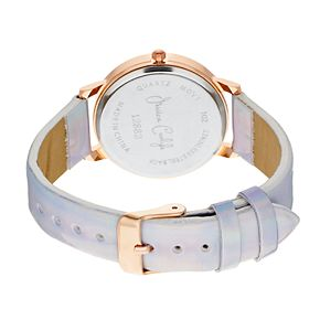 Women's Unicorn Accent Leather Watch