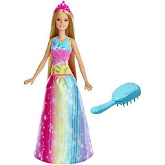 Barbie Dreamtopia Brush n' Sparkle Doll