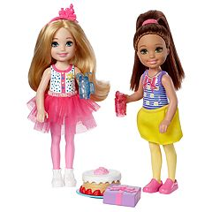 Barbie Club Chelsea 2-Doll Set