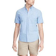 Men's Chaps Classic-Fit Untucked Button-Down Shirt