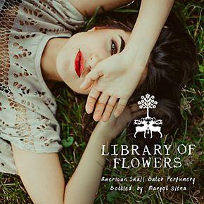 Library Of Flowers Willow & Water Perfume - Eau de Parfum