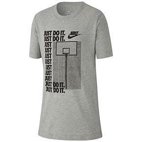 Boys Nike Just Do It Graphic Tee