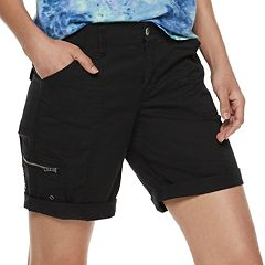 Women's SONOMA Goods for Life™ Ultra Comfort Waistband Utility Bermuda Shorts