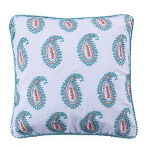 Levtex Tribeca Paisley Throw Pillow