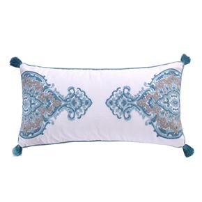 Levtex Avalon Spa Stitch Throw Pillow