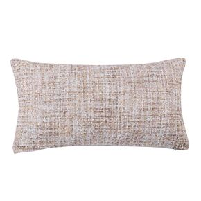Levtex Ditsy Gold Metallic Lumbar Pillow