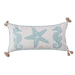 Levtex Icaria Relax Tassel Throw Pillow