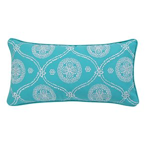 Levtex Mackenzie Embroidered Throw Pillow