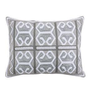 Levtex Carlisle Crewel Throw Pillow