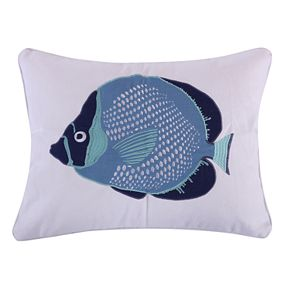 Levtex Camps Bay Fish Throw Pillow