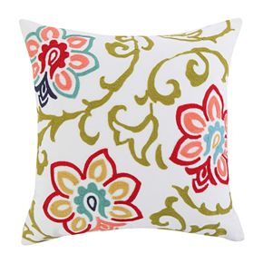 Levtex Clementine Spring Floral Throw Pillow