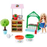 Barbie Chelsea Garden Playset