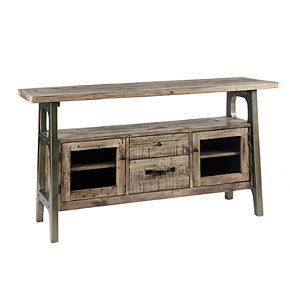 INK+IVY Oliver Storage Buffet Table