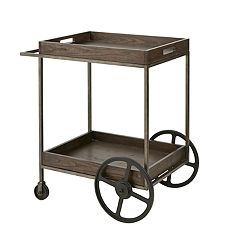 INK+IVY Hollister Bar Cart