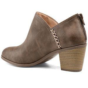 Journee Collection Manda Women's Ankle Boots