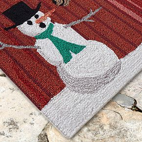 Liora Manne Frontporch Farm to Table Indoor Outdoor Rug