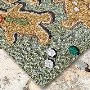 Liora Manne Frontporch Glazed & Amused Indoor Outdoor Rug