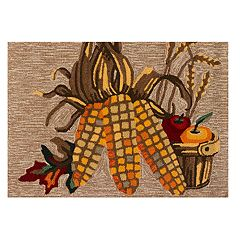 Liora Manne Frontporch Corn Indoor Outdoor Rug