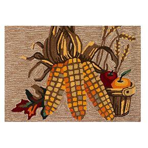 Liora Manne Frontporch Corn Indoor Outdoor Rug