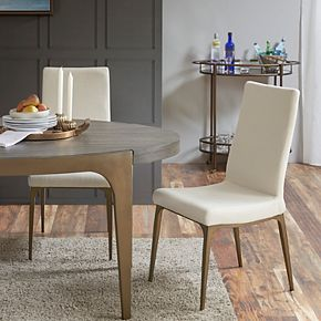 Madison Park Callaway 2-piece Dining Side Chair Set